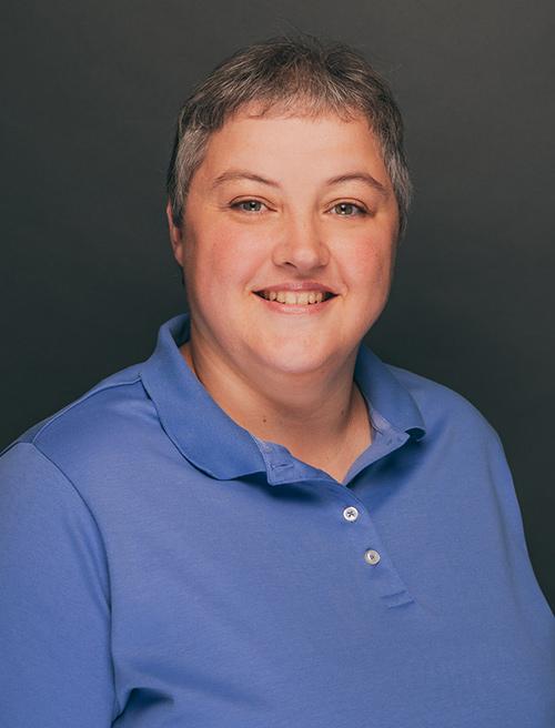 Sandy Henneberger aus der Zahnarztpraxis Nagel in Themar